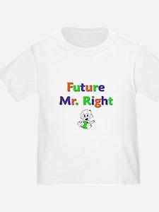 Future Mr. Right T