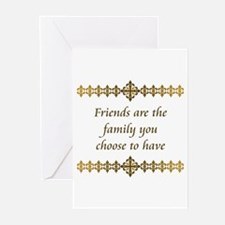 Friends Are Family Greeting Cards (Pk of 10)