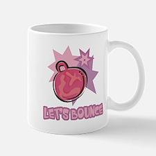 Let's Bounce Hopping Ball Mug
