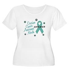 Ovarian Cancer Awareness Month 1.1 T-Shirt