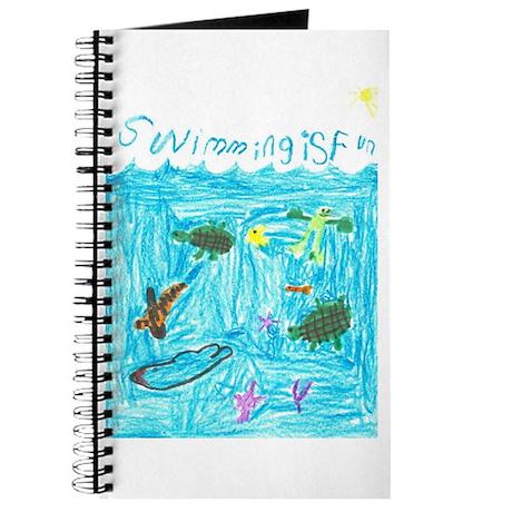 Swimming is Fun Journal