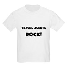 Travel Agents ROCK T-Shirt