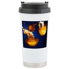 Pacific Sea Nettles Travel Coffee Mug