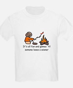 Someone Loses a Wiener T-Shirt