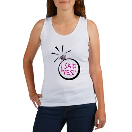 YES! Women's Tank Top