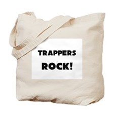 Trappers ROCK Tote Bag