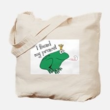 NO MORE FROGS Tote Bag
