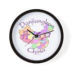 Danjiangkou China Wall Clock