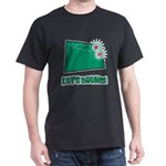 Let's Bounce Dice (Die) Dark T-Shirt
