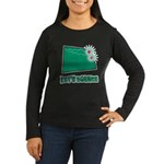 Let's Bounce Dice (Die) Women's Long Sleeve Dark T
