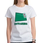 Let's Bounce Dice (Die) Women's T-Shirt