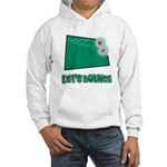 Let's Bounce Dice (Die) Hooded Sweatshirt