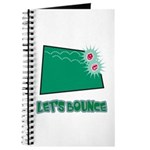 Let's Bounce Dice (Die) Journal