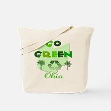Go Green Ohio Reusable Tote Bag