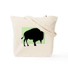 Go Green North Dakota Reusable Tote Bag