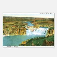Shoshone Falls Idaho Postcards (Package of 8)