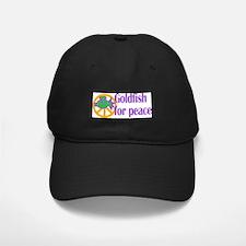 Goldfish for peace. Baseball Hat