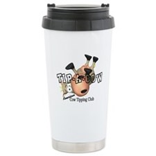 Cow Tipping Travel Mug