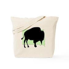 South Dakota Bison Reusable Tote Bag