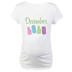 December Baby Shirt