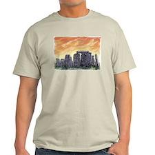 Stonehenge Sunrise T-Shirt