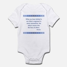 Pericles Infant Bodysuit
