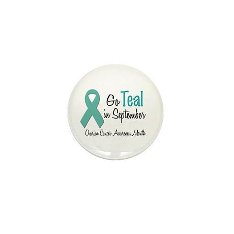 Ovarian Cancer Awareness Month 1.2 Mini Button