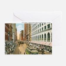 Chicago Illinois IL Greeting Cards (Pk of 10)