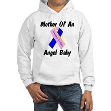 Mother Of An Angel Baby Hoodie