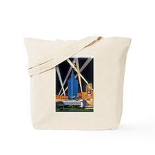 Chicago Illinois IL Tote Bag