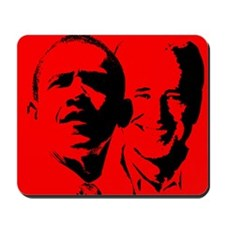 Obama Biden Mousepad