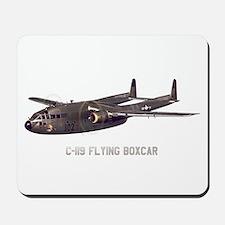 C-119 Flying Boxcar Mousepad