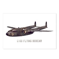 C-119 Flying Boxcar Postcards (Package of 8)