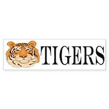 Tigers Bumper Bumper Sticker