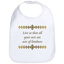 Acts Of Kindness Bib
