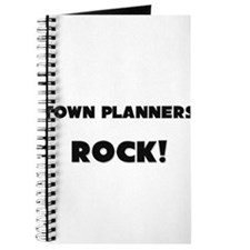 Town Planners ROCK Journal