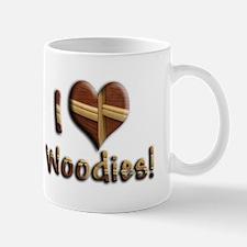 Helaine's Ford Woody Mug