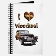 Helaine's Ford Woody Journal