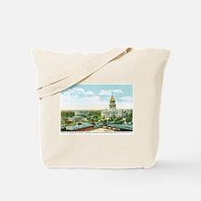 Springfield Illinois IL Tote Bag