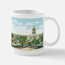 Springfield Illinois IL Mug