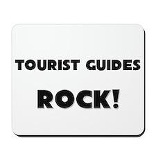 Tourist Guides ROCK Mousepad