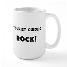 Tourist Guides ROCK Large Mug
