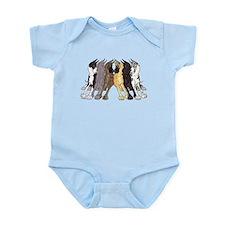 C6 Leaners Infant Bodysuit