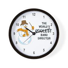 Coolest Director Wall Clock