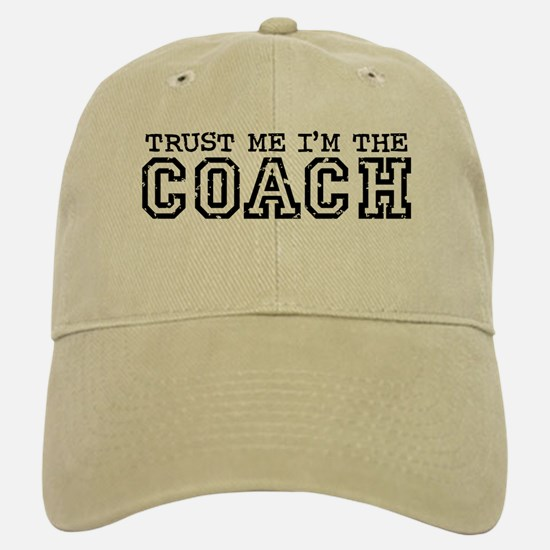 Trust Me I'm the Coach Hat