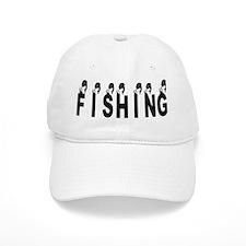 Fishing Baseball Cap