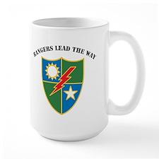 75th Ranger Regiment - Ranger Mug