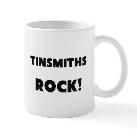 Tinsmiths ROCK Mug