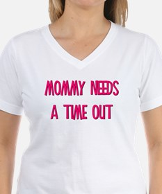 Mommy time out Shirt