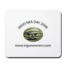 INGO NFA Day 2008 Mousepad